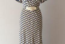 dresses - vintage