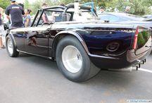 Triumph TR / Triumph TR bilar