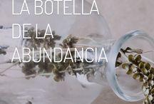 botella de la abundancia