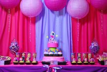 Barbie Fashion Party / Barbie fashion themed birthday party and dessert table