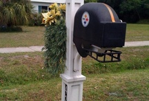 MAIL RUN YET ? / Unusual mailboxes / by Shirley Comerford