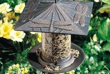 Garden Accents Bird Baths & Bird Feeders