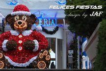 FELICES FIESTAS / El equipo de design by JAF, desea a todos sus amigos y colaboradores FELICES FIESTAS