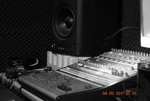 FORA Music STUDIO / Φωτογραφίες από ηχογράφηση