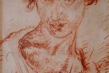 retrato dibujo