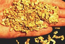 Gold nuggets / Crystalline Gold Nuggets. Rare