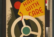 WPA Posters / by Alison Tirrell
