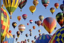 Hot Air Balloons / by Mark McGuire
