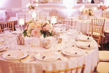 Table decor / by Jessica Harrell