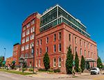 1143 Auraria Parkway Unit 305A, Denver, CO / Location! Location! Location! Live in lavish contemporary environs in the heart of downtown Denver, in this two bedroom, two-bath 1,628 square-foot loft with both skyline and mountain views, lofted master bedroom and storage space galore, just a stone's throw from the Pepsi Center and close to Coors Field.  As soon as you step onto the pristine oak floors of this upscale third floor escape. Offered at 599,000