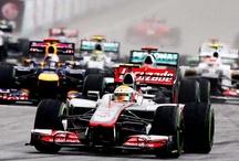 Fórmula 1 / Automovilismo 2011/12 / by Diario Ole