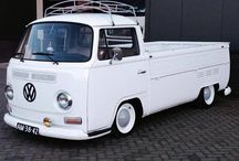 Vw Bus pick-up