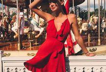 Abbacino | Granates y rojos intensos / El granate se reinventa, esta temporada podrás encontrar desde rojos muy intensos hasta tonalidades más suaves llegando al rojo frambuesa. ¡Le darán un toque de dulzura a tus looks!