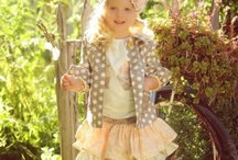 Cute kid's clothes I wish clients would wear! / by Kelly Cassell