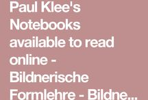Artists - Paul Klee