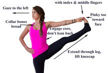 Yoga and Stretching / by Samantha Ogletree
