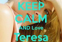 <3 Keep calm: Teresa Palmer <3 / Este tablero lo he creado para tener todos los Keep calms de Teresa Palmer :)