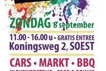Events / Art en Cars 8 september soest