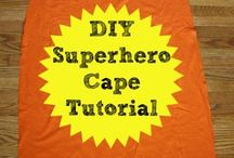 Kid's Events - Superhero Party / Ideas for games, crafts and decorations for a superhero themed party. Hero Central VBS ideas. Also ideas for refreshments and snacks. #HeroCentral