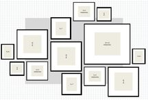 Diseño De Pared De Galería