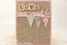 Cards - Valentine/Love / by Jill Miller