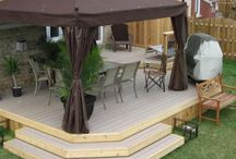 Outdoor Living / by Angela Riemer