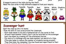 It's elementary.. Logic. Duh / by Angela Hyon