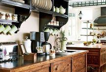 кухня и столовая Д