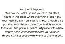 Hier en nu gevoelens