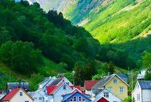 Norvég