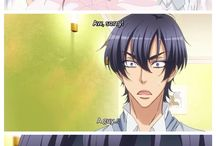 Love Stage / Mi primer anime yaoi