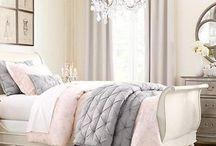 Anna pink bedroom
