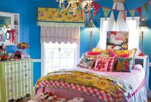 Precious girls rooms! / by Brandi Stallings