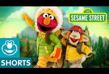 Sesame Street Videos / Gathering of videos for quick viewing and reference that focus on Elmo  / by Country Fun Child Care