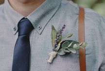 Rustic wedding outfit