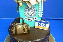 Great Cakes and Pastries!!! / Great pieces of edible art!!!  Shame to eat them, glad for the photos!!! / by Steven Casey