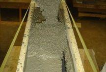 Piani di lavoro in cemento