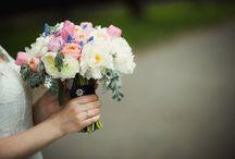 Wedding bouquet / Marina style bouquet