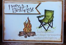 The Great Outdoors SU / For all your Stampin Up goodies  - current items available to purchase from http://bagsthatone.stampinup.net/