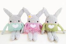 Cute knitting