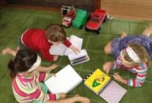 Childcare Myths / And other tall stories....