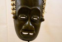 Kuba Lele Mask
