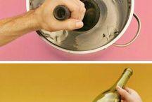Creaciones botellas