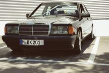 Mercedes W201 / Mercedes w201 2.6 1990