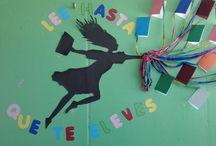 decoracion de biblioteca escolar