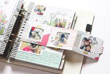 Planner - journaling in planner