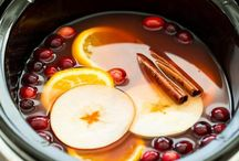 Christmas Spiced Cider