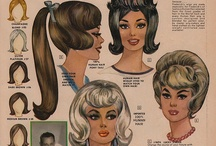 Retro/Vintage Frisyrer & Makeup