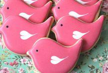 sušenky ptacci