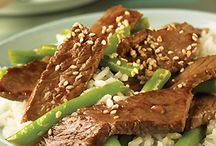 Recipes - Beef / A variety of beef recipes